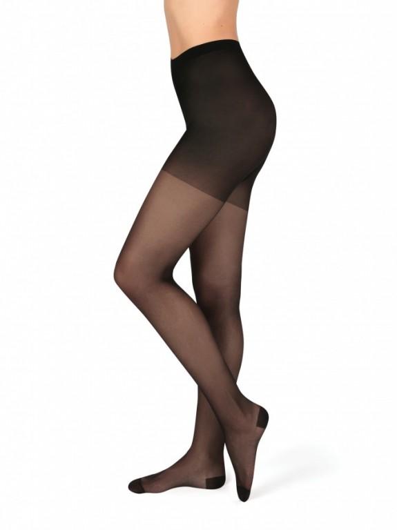 Punčochové kalhoty HEDVA 999 černé