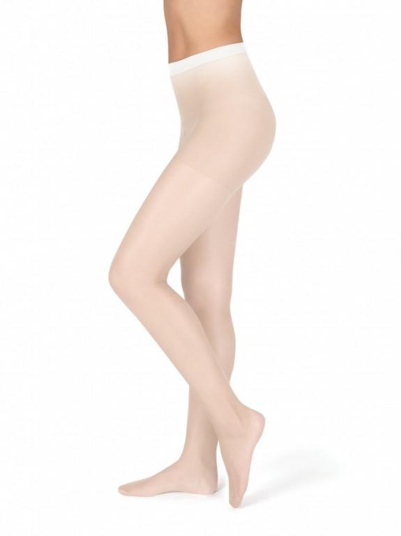 Punčochové kalhoty IVALA 111 bílé
