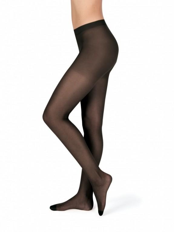 Punčochové kalhoty NILI 999 černé