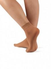 Neprůhledné ponožky MADLA 1004 tělové č.1