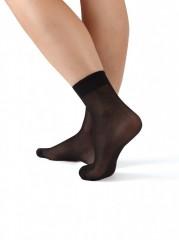 Dámské ponožky POLONA 999 černé 2 pack č.1