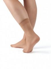 Dámské ponožky POLO 230 světlejší tělová č.1