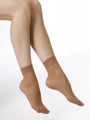 Dámské ponožky POLO 230 světlejší tělová č.2