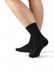 Dámské ponožky POHODA 999 černé č.1