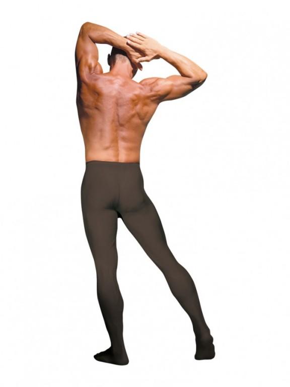 Pánské punčochové kalhoty FELIX černé