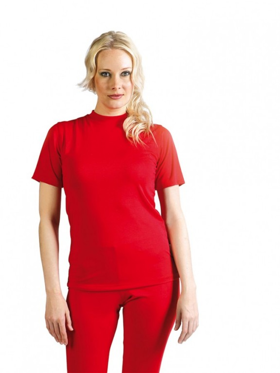 Dámské termo triko ANITA TermoPlus červené