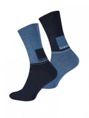 Pánské ponožky 2069 modré č.1