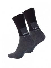 Pánské ponožky 2069 šedé č.1