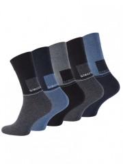 Pánské ponožky 2069 šedé č.2