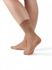 Dámské ponožky POLONA 1004 tělové 2 pack č.1