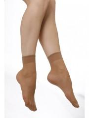 Dámské ponožky POLONA 1004 tělové 2 pack č.2