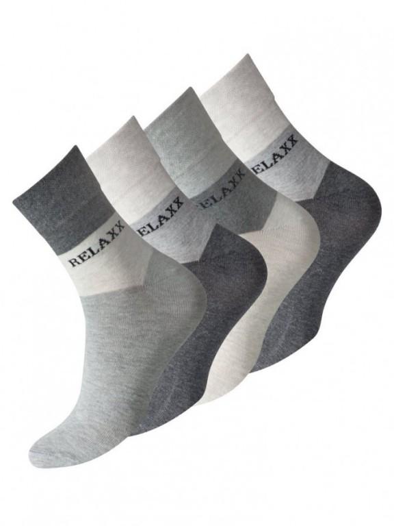 Pánské ponožky 2087 šedé