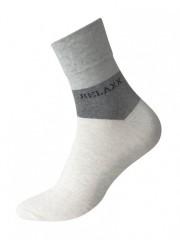 Pánské ponožky 2087 šedé č.2