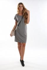 Dámské krátké šaty MELANGE č.1