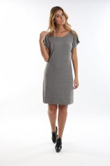 Dámské krátké šaty MELANGE č.2