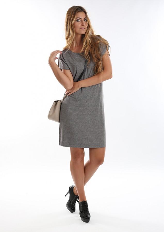 27d80c6f9b1 Dámské krátké šaty MELANGE