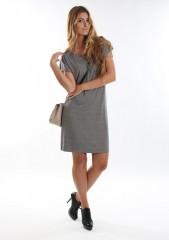 Dámské krátké šaty MELANGE č.3