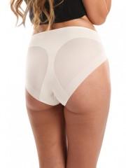 Dámské stahovací kalhotky MADAME bílé č.1
