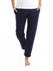 Dámské sportovní kalhoty PANTALON modrý jeans č.2