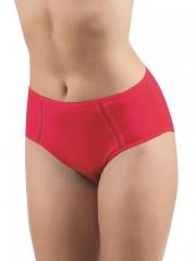 Dámské kalhotky pro plnoštíhlé ASTRA červené č.1