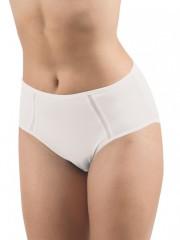 Dámské kalhotky pro plnoštíhlé ASTRA bílé č.1