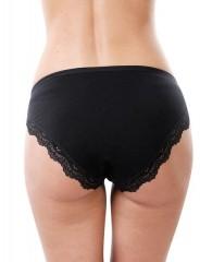 Dámské kalhotky K5725 černé č.3