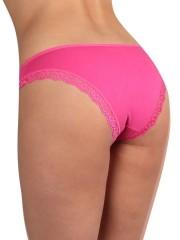 Dámské kalhotky K079 růžové č.2
