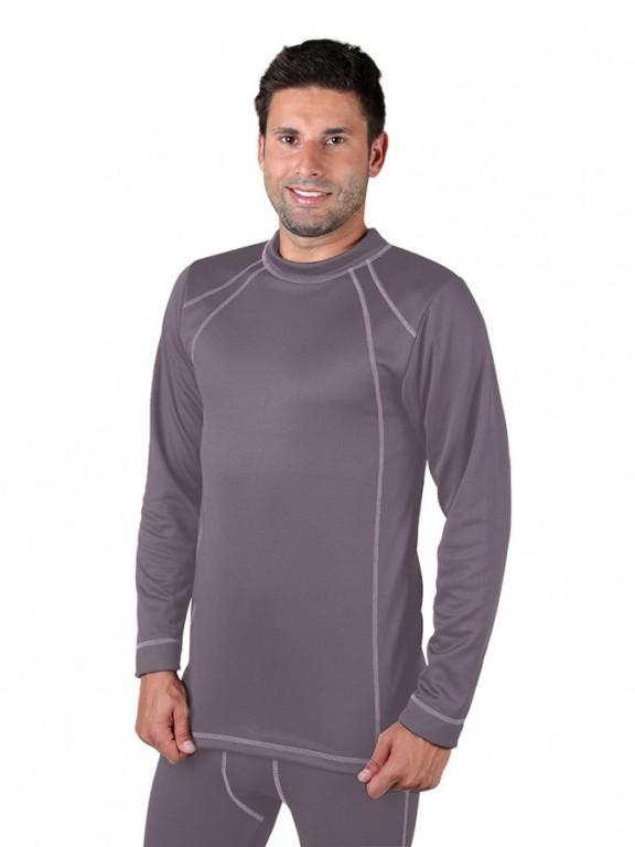 Pánské termo triko MERIBEL šedé