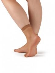 Dámské ponožky SÁRA 1003 tělové č.1