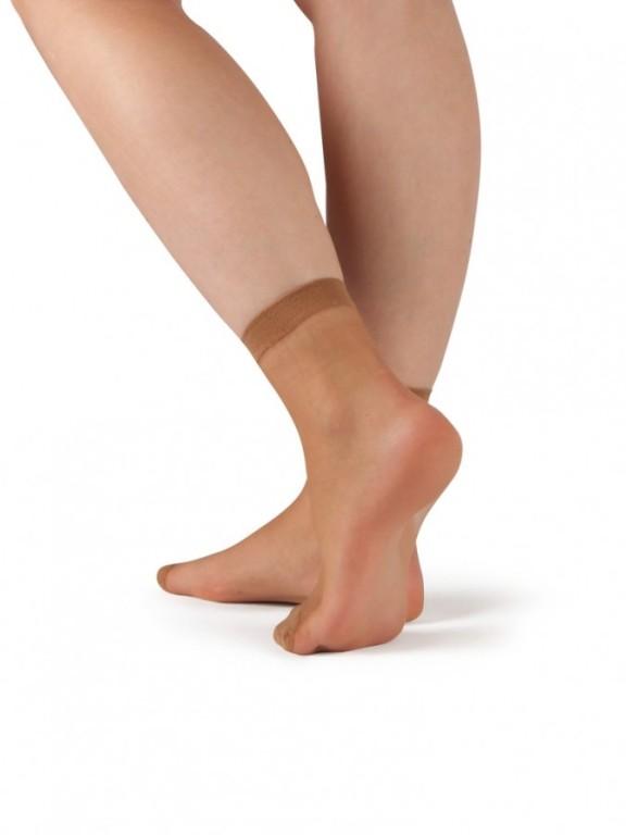 Dámské ponožky SÁRA 1003 tělové