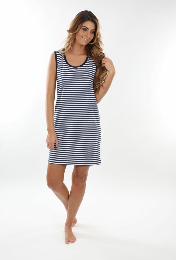 Dámské letní šaty 1 bez rukávů 1 201  5be2fe5384