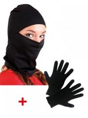 Dárkový set dětské kukly a rukavic ZDARMA