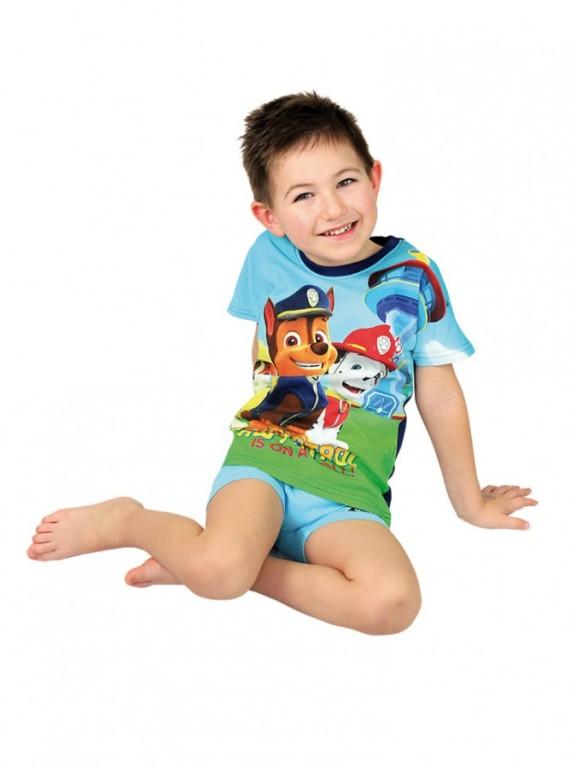 Chlapecké tričko PAW PATROL