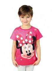 Dívčí tričko MINNIE MOUSE č.1