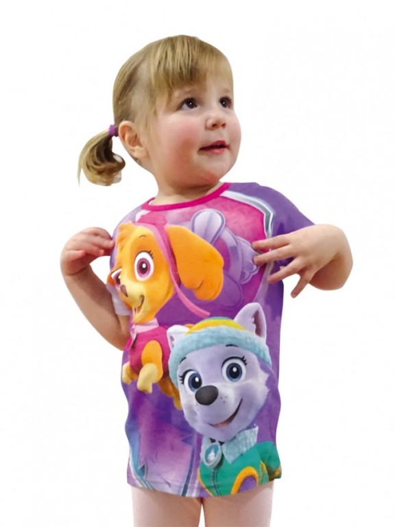 Dívčí tričko PAW PATROL
