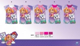 Dívčí tričko PAW PATROL č.4