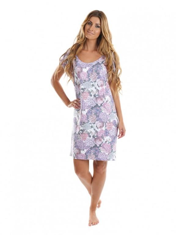Dámské krátké šaty ALHAMBRA květy