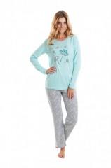 Dámské pyžamo FLOWER č.1