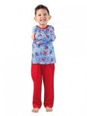 Dívčí pyžamo P 1413 bubáci č.2