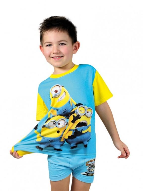 Chlapecké tričko MINIONS