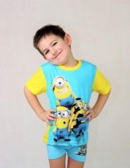 Chlapecké tričko MINIONS č.2