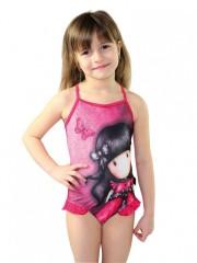 Dívčí plavky GORJUSS růžové č.1
