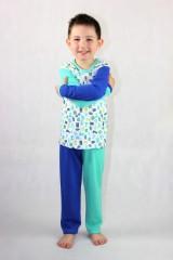 Dětské pyžamo JOKER zelené č.2