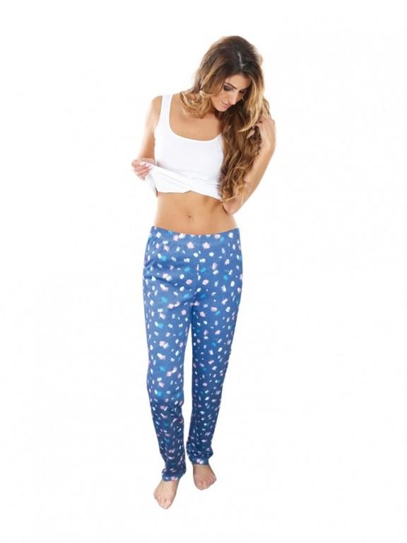 Dámské pyžamové kalhoty ZOE JEANS světlé