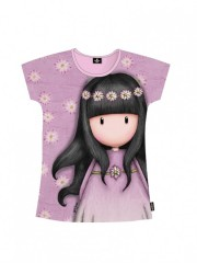 Dívčí tričko GORJUSS růžové č.1