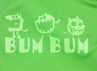 Dětské sportovní triko KOLO zelené č.4