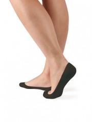 Dámské ponožky do balerín BALERÍNKY 999 černé