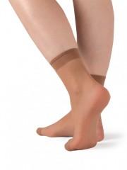 Dámské ponožky SILVER 1004 tělové 2 pack č.1