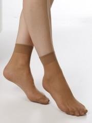 Dámské ponožky SILVER 1004 tělové 2 pack č.2