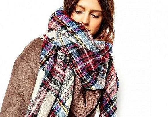 2. styl - Smyčka á la Francie. Šátek či šálu ... 173b56adcd